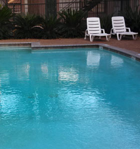 repair swimming pool